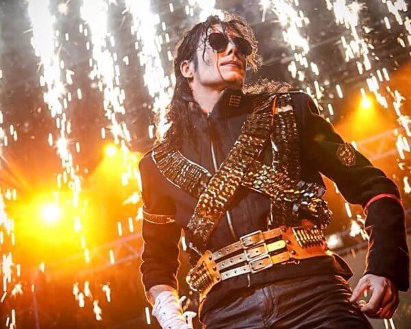 Francisco Jackson - Doble oficial de Michael Jackson